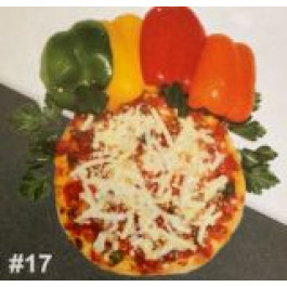 13 Veggie with Cheese